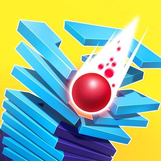 Stack Ball - Quebre plataformas