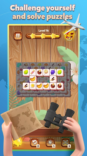 Tile World - Fruit Candy Puzzle  screenshots 3