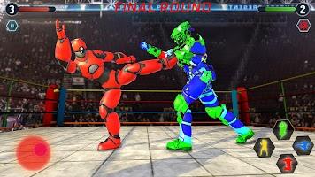 Robot Ring battle 2019 - Real robot fighting games