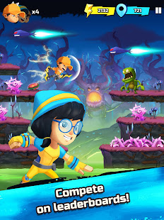 Image For BoBoiBoy Galaxy Run: Fight Aliens to Defend Earth! Versi 1.0.6g 8