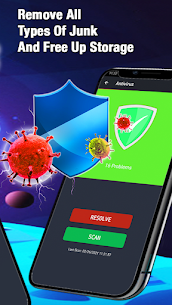 Free Antivirus – Mobile Security 2021 4