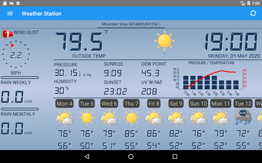 Weather Station 4.7.9 Screenshots 12