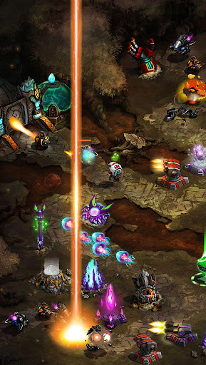 Ancient Planet Tower Defense Offline  screenshots 5