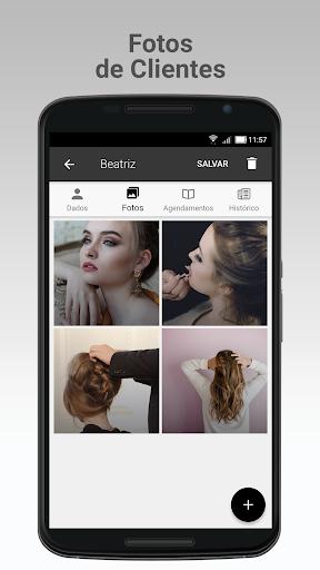 Salon Soft - Agenda e Sistema para Salu00e3o de Beleza 2.4.8 Screenshots 5