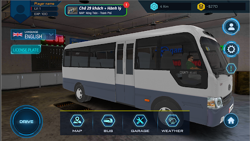 Minibus Simulator Vietnam  screenshots 1