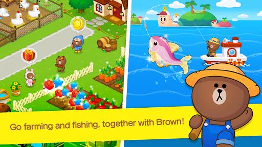 LINE BROWN FARM  screenshots 3