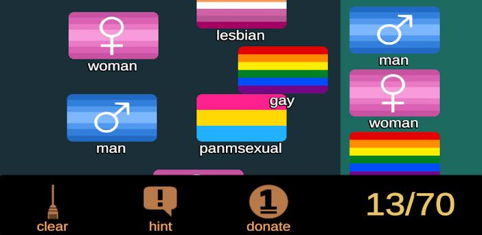 LGBT Flags Merge!