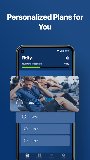 Fitify: Workout Routines & Training Plans android2mod screenshots 5