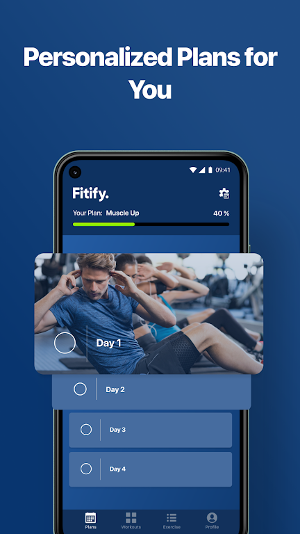 Fitify: Workout Routines & Training Plans poster 4