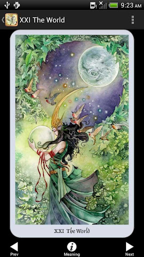 Shadowscapes Tarot For PC Windows (7, 8, 10, 10X) & Mac Computer Image Number- 5