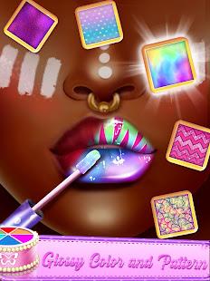 Lip Art - Perfect Lipstick Makeup Game