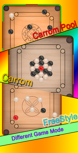 Carrom Board King screenshots 2