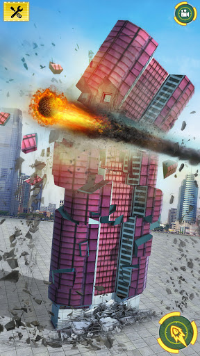 Building Demolisher: World Smasher Game apkslow screenshots 9
