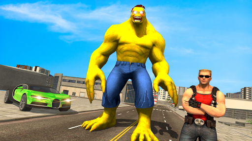 Stone Giant Sim: Giant Hero 2021  screenshots 1