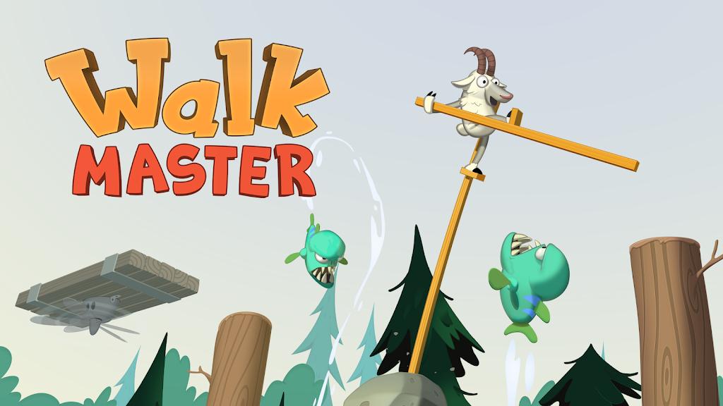 Walk Master  poster 3