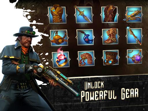 Heroes of the Darku2122  screenshots 12