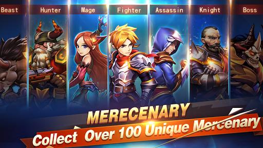 Brave Knight: Dragon Battle 1.4.3 Screenshots 2