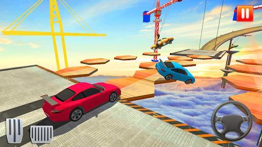 Mega Ramp Car Racing Stunts 3d Stunt Driving Games android2mod screenshots 6
