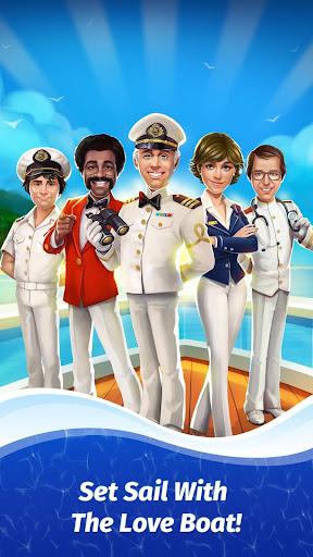 The Love Boat: Puzzle Cruise u2013 Your Match 3 Crush! screenshots 3