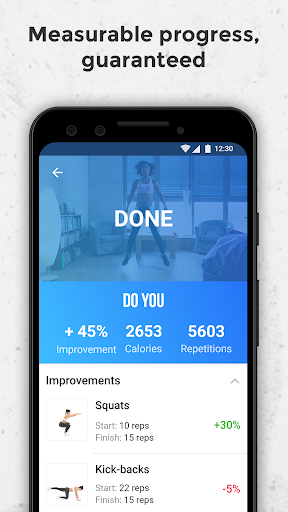 FizzUp - Online Fitness & Nutrition Coaching modavailable screenshots 4