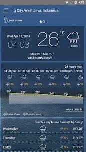 weather forecast 4