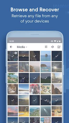 Acronis True Image: Mobile screenshots 5