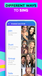 Smule  Sing Karaoke  Record Your Favorite Songs Apk Download NEW 2021 4
