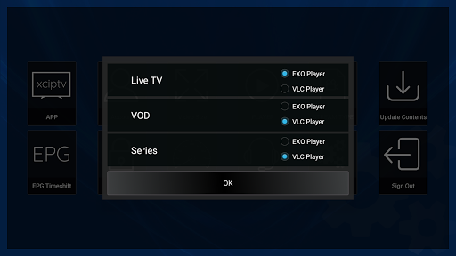 XCIPTV PLAYER 4.0.4 Screenshots 6