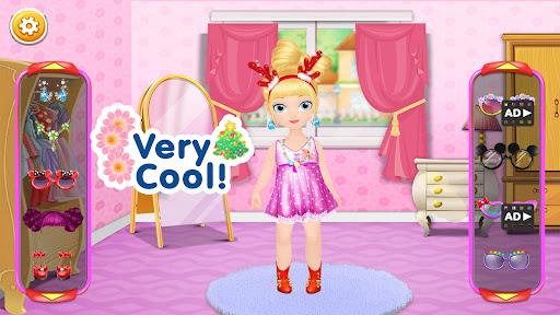 Diana Dress Up Games  screenshots 9
