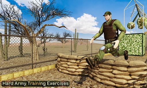 us army training heroes game screenshot 1