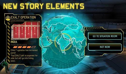 XCOM Enemy Within APK MOD 1.7.0 3
