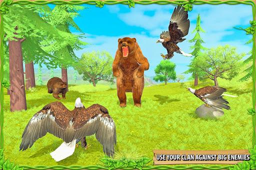 Furious Eagle Family Simulator 1.0 screenshots 12