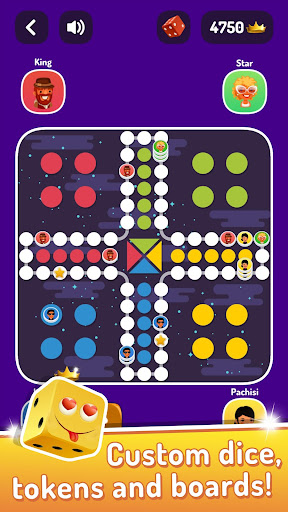 Ludo Parchis: Classic Parchisi Board Game 2.0.38 Screenshots 18