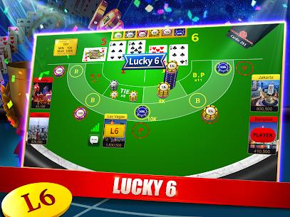 Dragon Ace Casino – Baccarat 10