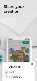 Invitation maker & Card design by Greetings Island 1.4.6 Screenshots 5