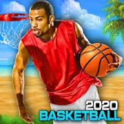 Beach Basketball 2021: Real Basketball Games