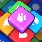 Block Blast 3D : Triple Tiles Matching Puzzle Game