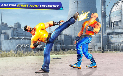 Kung Fu Fight Arena: Karate King Fighting Games 21 Screenshots 12