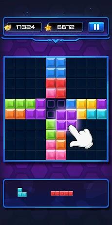 ブロックパズル 1010 - 無料のクラシック・ブロックパズルゲームのおすすめ画像2
