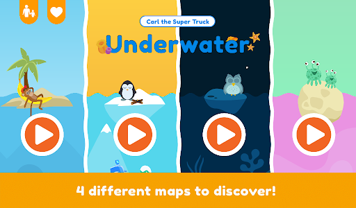 Carl the Submarine: Ocean Exploration for Kids  screenshots 18