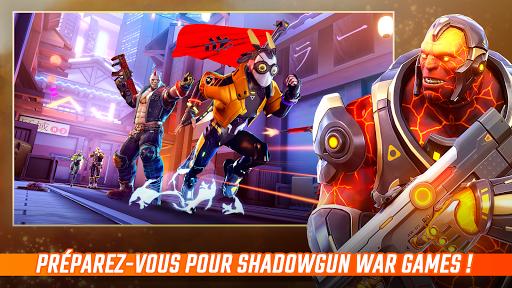 Code Triche Shadowgun War Games -Le meilleur FPS mobile en 5v5 (Astuce) APK MOD screenshots 2