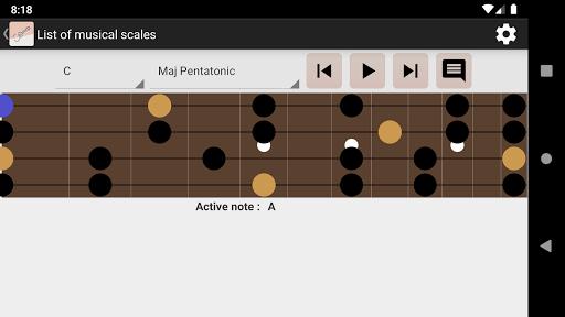 NDM - Ukulele (Learning to read musical notation)  screenshots 3