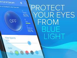 Blue Light Filter for Eye Care