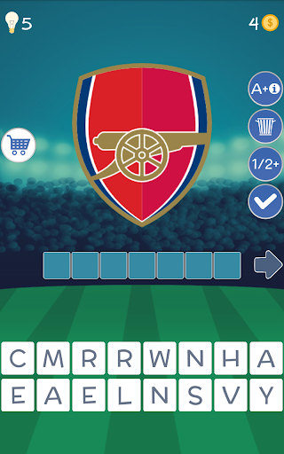 Soccer Clubs Logo Quiz 1.4.41 screenshots 9