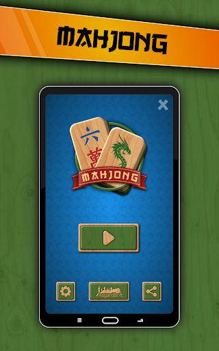 Mahjong Classic Solitaire  - A Free Quest Puzzle 1.3.2 screenshots 1