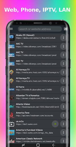 Cast TV for Chromecast/Roku/Apple TV/Xbox/Fire TV apktram screenshots 4