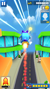 Blueyy Runner : Try Not To Lose ! [Mod Version] 3