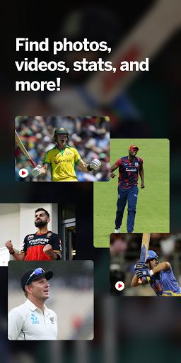 ESPNCricinfo - Live Cricket Scores, News & Videos 7.0 Screenshots 5