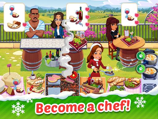 Delicious World - Cooking Restaurant Game apkdebit screenshots 15