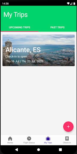 Transavia apktram screenshots 3